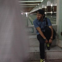Photo taken at Masjid Agung Sunan Ampel by Opik Elsyarma M. on 11/24/2015