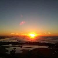 Photo taken at La Corniche de Casablanca by Michael B. on 11/13/2012