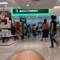 Photo taken at Saga Falabella by José A. on 12/28/2012
