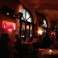 Photo taken at Serafina Broadway by Karina C. on 3/15/2013