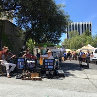 Photo taken at Palo Alto Farmers Market by Matt B. on 6/11/2016