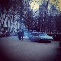 Photo taken at Шенкурский проезд by Yana M. on 4/5/2014