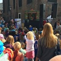 Photo taken at Nieuwe Kerksplein Haarlem by Jacco N. on 9/14/2014