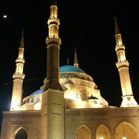 Photo taken at Mohammed Al-Amin Mosque by Aistė L. on 3/13/2016