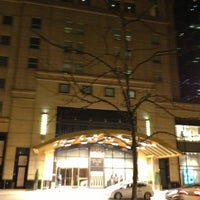 Photo taken at Park Hyatt Chicago by Hyejin P. on 3/2/2013