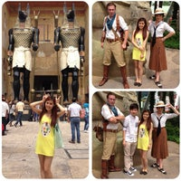 Photo taken at Revenge Of The Mummy by an AN^^ P. on 6/16/2013