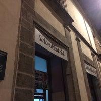 Photo taken at Cantina Salón Madrid by Lalis on 7/26/2014