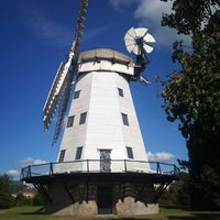 Photo taken at Upminster Windmill by Sarah F. on 9/22/2012