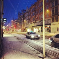 Photo taken at Comfort Hotel Vesterbro by Gustav E. on 3/20/2013