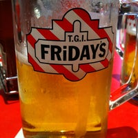 Photo taken at Fridays Gran Vía by Miguel A. on 3/31/2013