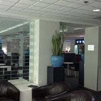 Photo taken at United Club by Tom D. on 12/17/2012