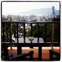 Photo taken at Patong Cottage Resort Phuket by Anastasia A. on 3/12/2014