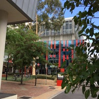 Photo taken at The George Swinburne Building (GS) by Paul G. on 12/9/2015