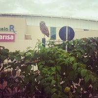 Photo taken at Capim Dourado Shopping by Tatiana d. on 3/24/2014