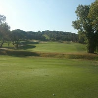 Photo taken at Club de Campo Villa de Madrid by Pepe A. on 9/22/2012