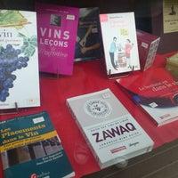 Photo taken at Librairie Gourmande by Benjamin B. on 10/10/2012