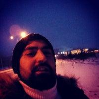 Photo taken at Polat Resort Şömine Bar Cafe by BLACK D. on 12/2/2014