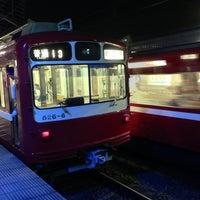 Photo taken at 京急鶴見駅 (Keikyū Tsurumi Sta.) (KK29) by Masashi O. on 8/26/2013