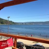 Photo taken at Restaurant La Bahía by Edgardo M. on 2/7/2013