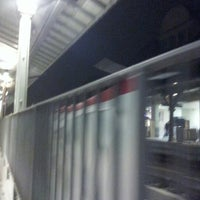Photo taken at Bahnhof Langnau i.E. by Yuri L. on 11/17/2012