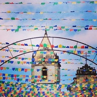 Photo taken at Largo do Pelourinho by Amanda C. on 7/16/2013