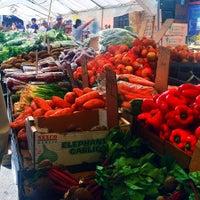 Photo taken at Haymarket Square Farmer's Market by John B. on 10/6/2012