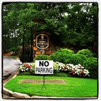 Photo taken at Cherokee Town and Country Club- Country Club by Shae S. on 7/6/2013