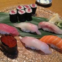 Photo taken at EN Japanese Brasserie by John H. on 10/26/2012