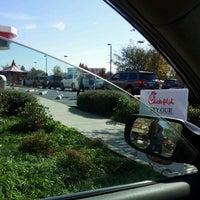 Photo taken at Chick-fil-A Siegen Lane by Thalyn G. on 12/8/2012