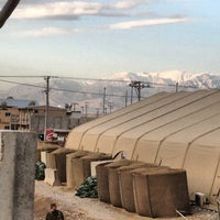 Photo taken at Bagram Airfield (OAI) by Anthony N. on 10/17/2013
