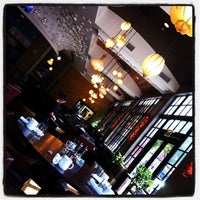 Photo taken at Jsix Restaurant by Elizabeth on 9/29/2012