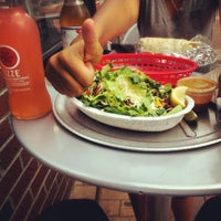 Photo taken at Chipotle Mexican Grill by Andrew B. on 9/14/2012