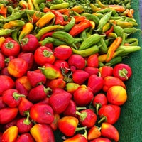 Photo taken at Hollywood Farmer's Market by Sara R. on 9/16/2012