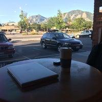 Photo taken at Flatiron Coffee by Chris D. on 8/3/2014