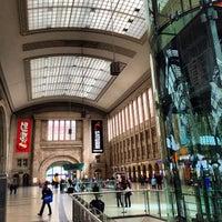 Photo taken at Leipzig Hauptbahnhof by Laurent D. on 5/18/2013