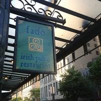 Photo taken at Fadó Irish Pub & Restaurant by Gabe R. on 6/15/2013