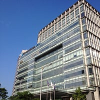 Photo taken at Korea Chamber of Commerce and Industry by Mirae S. on 8/25/2013