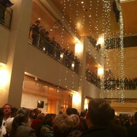 Photo taken at Overture Center For The Arts by Janet S. on 12/2/2012