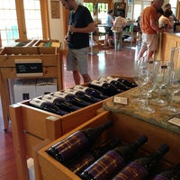 Photo taken at Fox Run Vineyards by Nicole D. on 5/31/2013