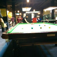 Photo taken at Red Ball Snooker by Iqram Z. on 6/14/2014