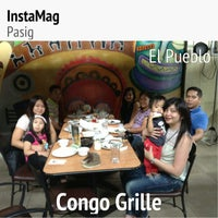 Photo taken at Congo Grille by VARomero on 2/22/2014