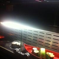 Photo taken at Wasabi Running Sushi & Wok Restaurant by Bogi S. on 6/9/2013
