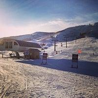 Photo taken at Dollar Mountain by J. Sperling R. on 1/1/2014
