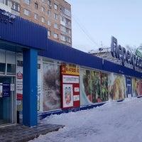 Photo taken at Перекрёсток by Iwan on 1/7/2015