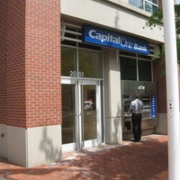 Photo taken at Capital One Bank by Rachel B. on 10/16/2015