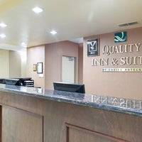 Photo taken at Quality Inn & Suites by Yext Y. on 5/21/2016
