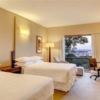 Photo taken at Sheraton Salta Hotel by Yext Y. on 5/23/2016