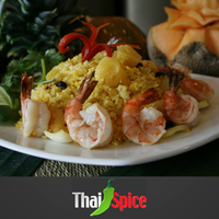 Photo taken at Thai Spice by Yext Y. on 7/2/2016