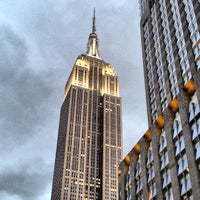 Photo taken at Empire State Building by Matthew🗽 on 6/12/2013