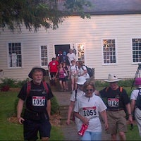 Photo taken at Laura Secord Homestead by Crispin B. on 6/22/2013